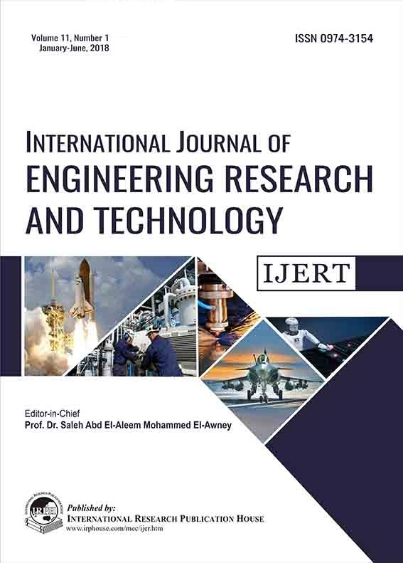 Ijert International Journal Of Engineering Research And